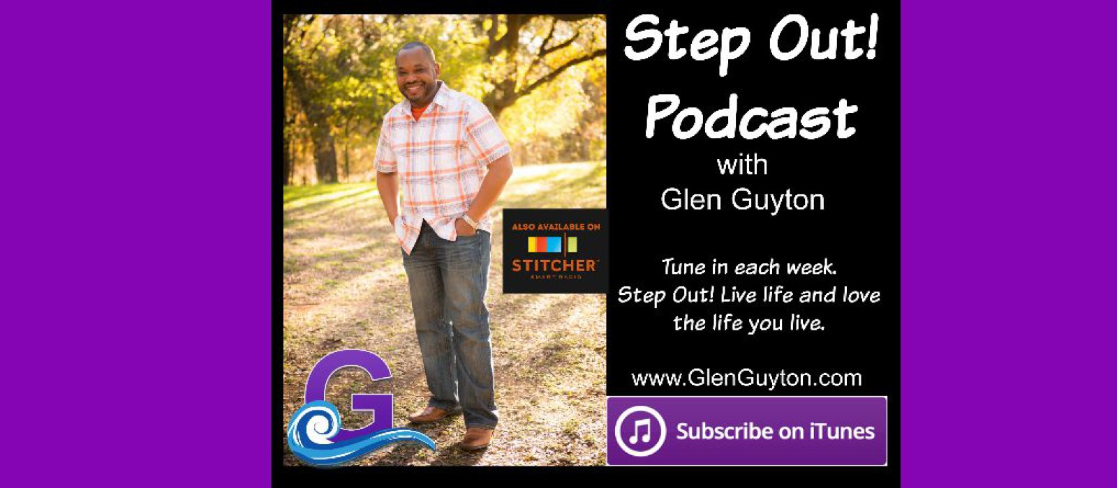 Episode 1: Welcome to the Step Out! Podcast