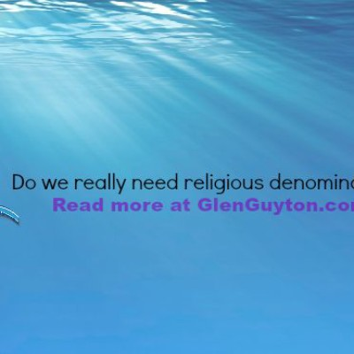 Jesus doesn't need a denomination, but you might