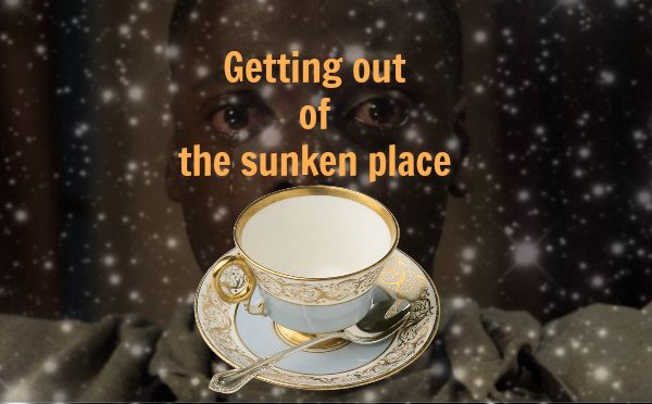 Cover Sunken Place teacup