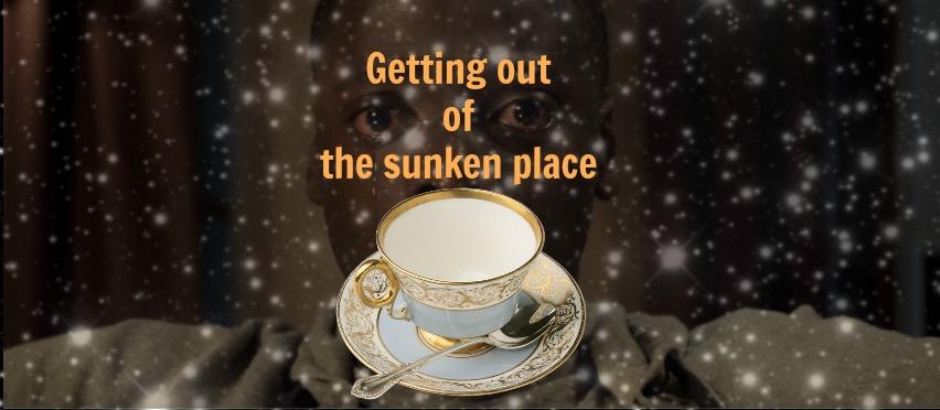 Cover Sunken Place teacup